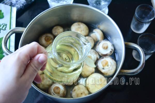добавить подсолнечное масло