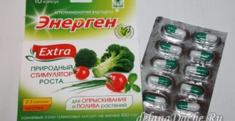 Препарат Энерген Экстра
