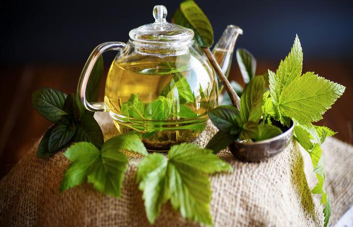 Листья для чая
