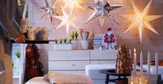 Как украсить дом на Новый год 2021