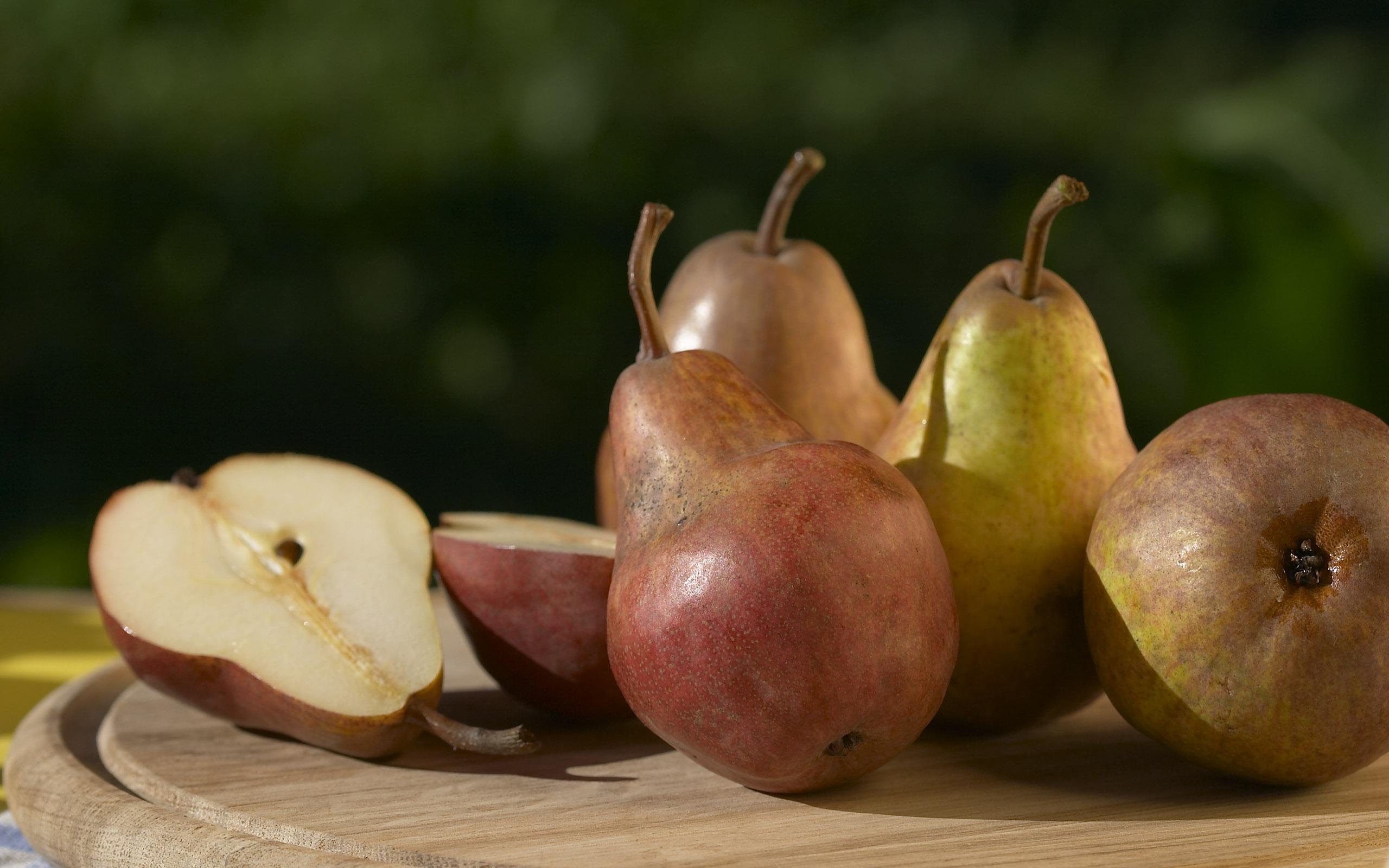 Способы сохранить грушу на зиму свежими